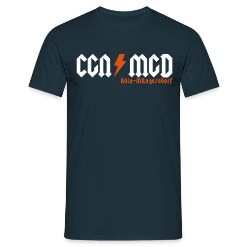 CGN MGD   AC-DC - Männer T-Shirt