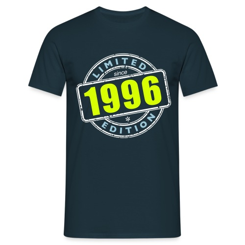 LIMITED EDITION SINCE 1996 - Männer T-Shirt