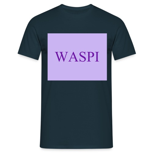 WASPI Purple - Men's T-Shirt