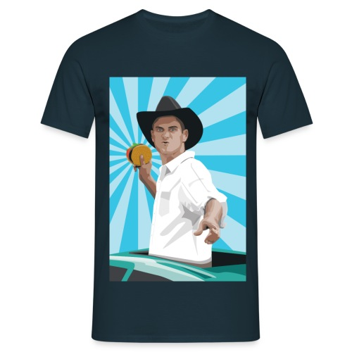 negburgerimg 6024portaitv4 - Men's T-Shirt
