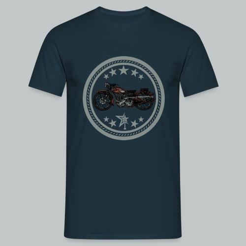 Biker 1-1 - Men's T-Shirt