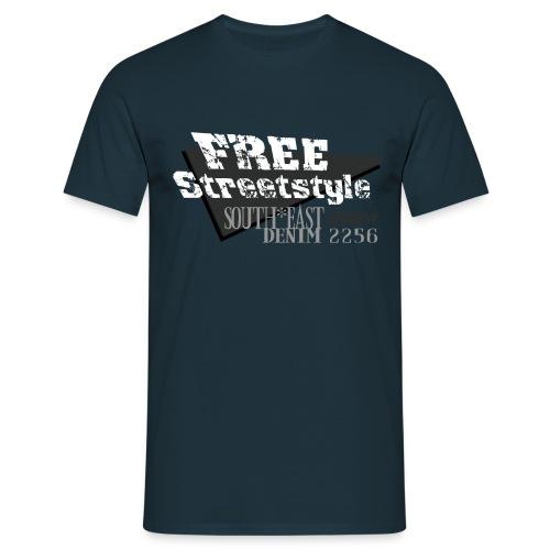 CROW-Streetstyle - Männer T-Shirt