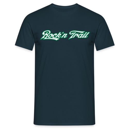 rockntrailneu2 - Männer T-Shirt