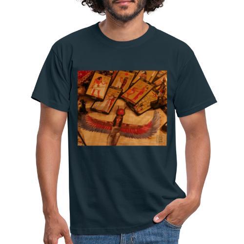 Tarocchi egizi - Maglietta da uomo