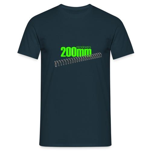 roc200mm - Männer T-Shirt