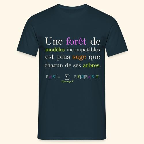 Forêt de modèles - T-shirt Homme