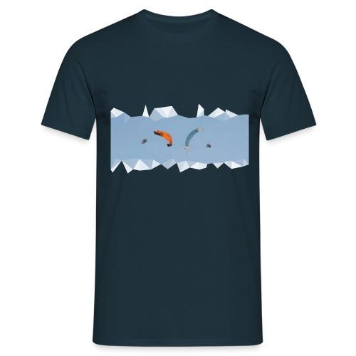 Spirale Polygone - T-shirt Homme