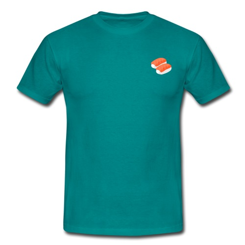 sushi - T-shirt herr