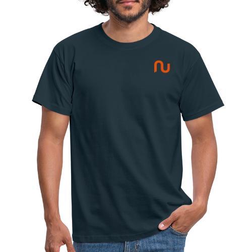 Nuts beeldmerk - Mannen T-shirt