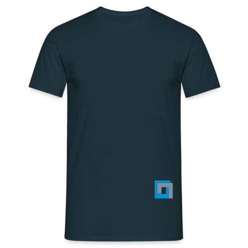 duana-net-logo-b-c - Männer T-Shirt