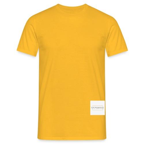 the mixologist - Men's T-Shirt
