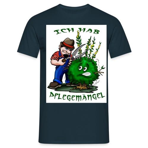 spspflegemangel - Männer T-Shirt