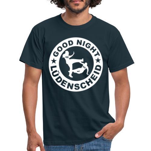 Good Night Lüdenscheid - Männer T-Shirt