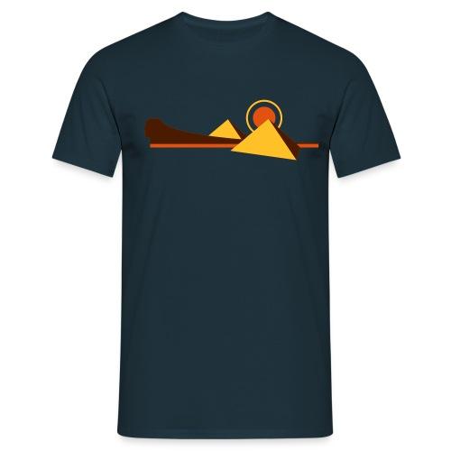 retro 04 - Männer T-Shirt