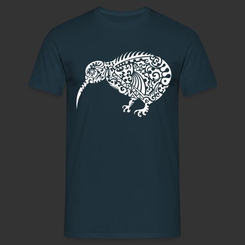 Kiwi Maori - Männer T-Shirt