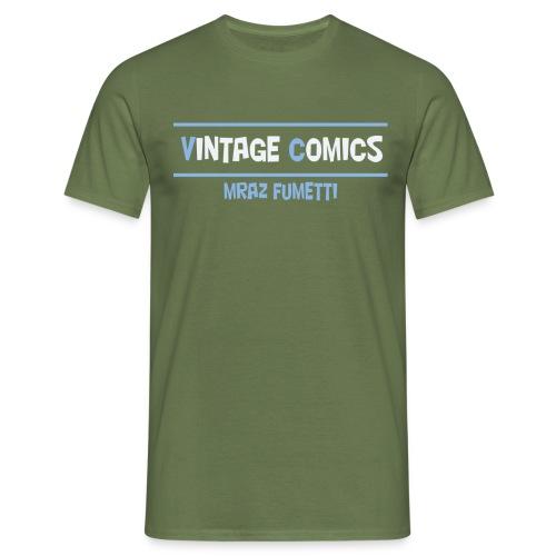 logo maglietta mraz - Maglietta da uomo