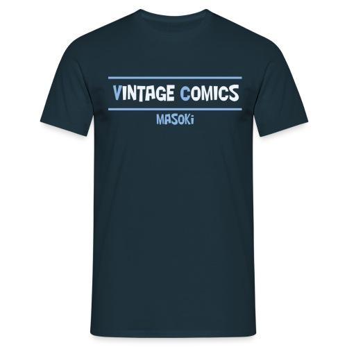 logo maglietta masoki - Maglietta da uomo