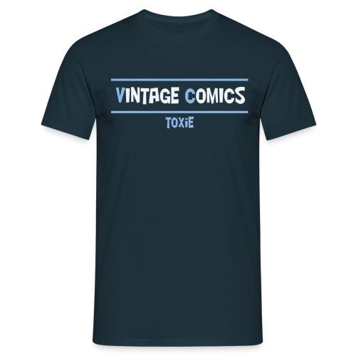 logo maglietta toxie - Maglietta da uomo