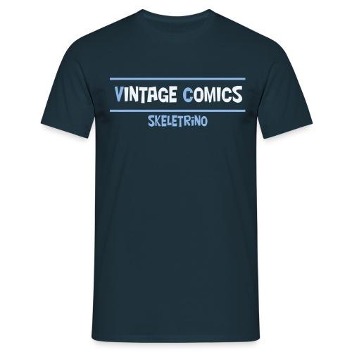 logo maglietta skeletrino - Maglietta da uomo