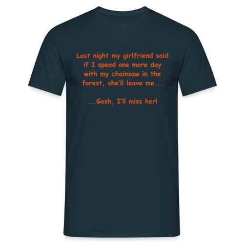 fun 2k - Männer T-Shirt