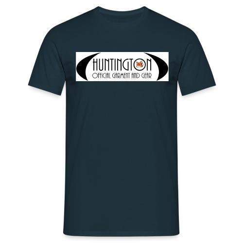 huntington brand jpg - Männer T-Shirt
