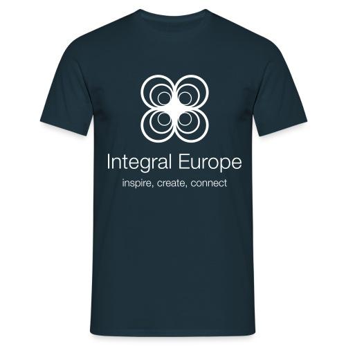 integraleuropelogo - Men's T-Shirt