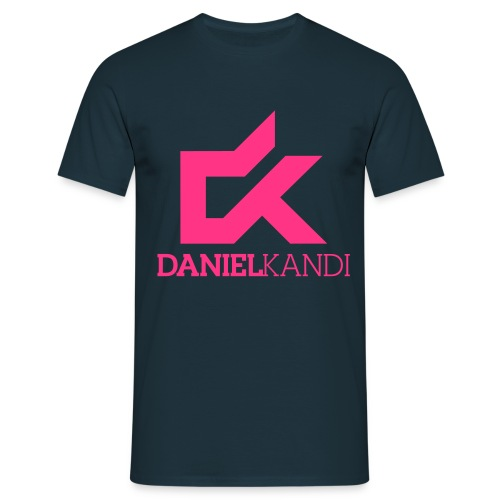logofullonecolor - Men's T-Shirt