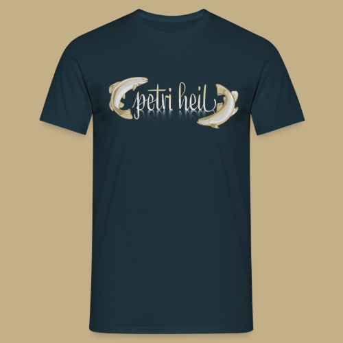 Petri Heil - Männer T-Shirt