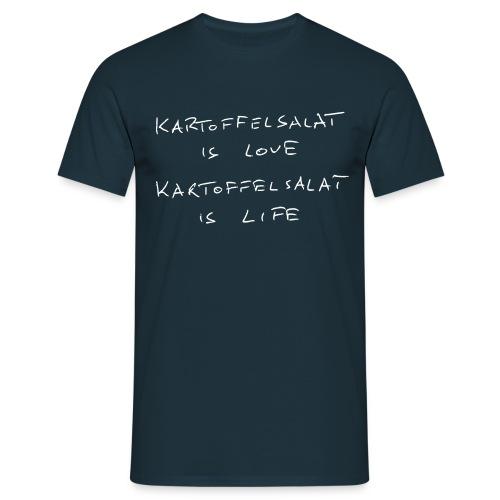 Kartoffelsalat - Männer T-Shirt