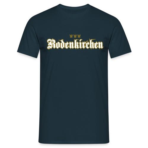 Rodenkirchen (kölsch Veedel) - Männer T-Shirt