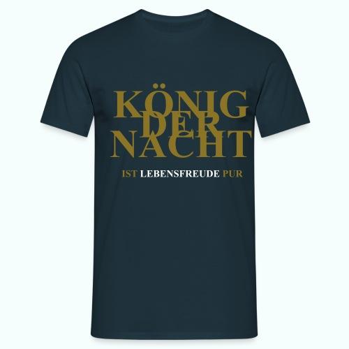 KÖNIG DER NACHT - Männer T-Shirt