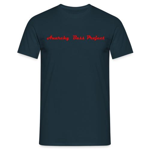 logo bass shirt2 - Männer T-Shirt