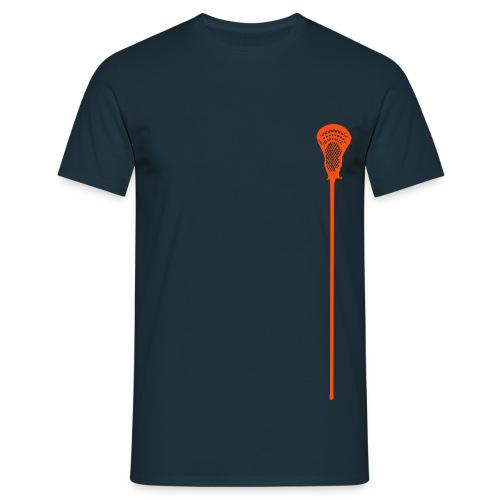 LAX Longstick - Männer T-Shirt