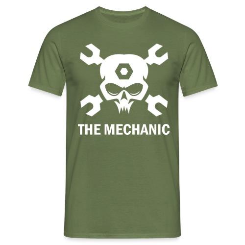 THE MECHANIC - Camiseta hombre