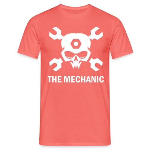 THE MECHANIC - Camiseta hombre