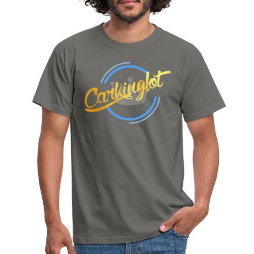Carkinglot Transparant - Mannen T-shirt