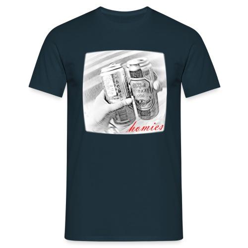 Homies Design - Camiseta hombre