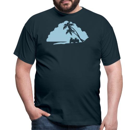 Island - Männer T-Shirt