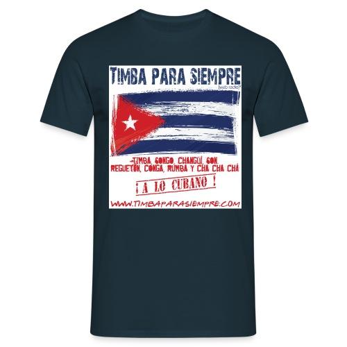 LOGO TPS png - Men's T-Shirt