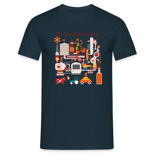 Le Comité du Bourbon - T-shirt Homme