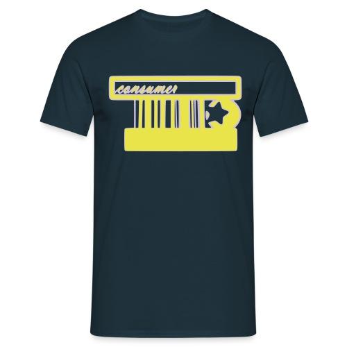 Consumer Liberation - Männer T-Shirt