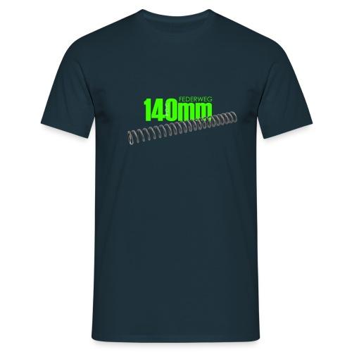 roc140mm - Männer T-Shirt