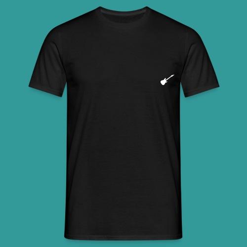 Guitar is Good Logo - Men's T-Shirt
