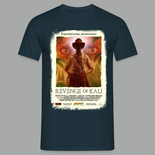 Revenge of Kali, Grunge - Männer T-Shirt