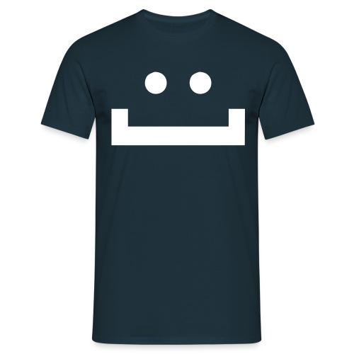 bracketnoobblack - Männer T-Shirt