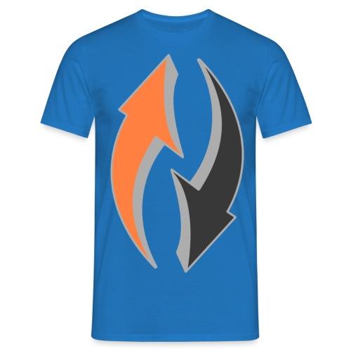 arrows (Saw) - Men's T-Shirt