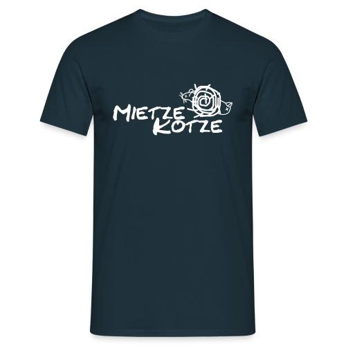 MietzeKotze - Männer T-Shirt