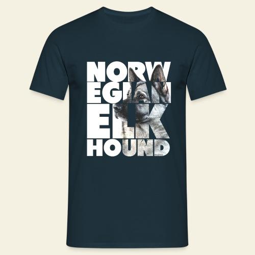NASSU Norjanharmaa - Miesten t-paita