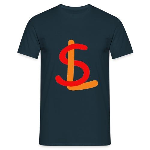 logo shop - Mannen T-shirt