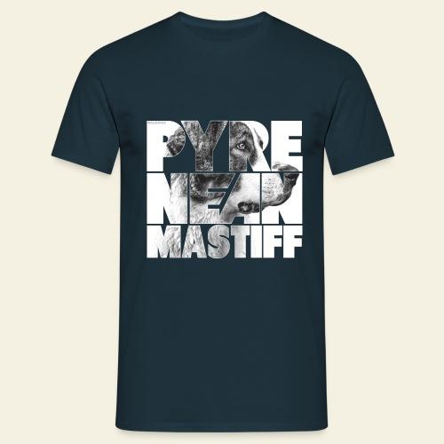 Pyrenean Mastiff N - Miesten t-paita